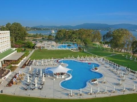 Louis Kerkyra Golf (family Resort)
