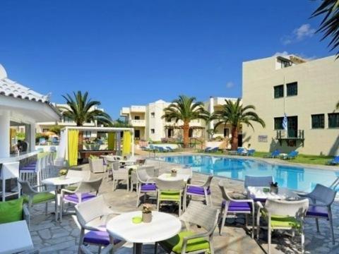 Kristalli Hotel Apartments