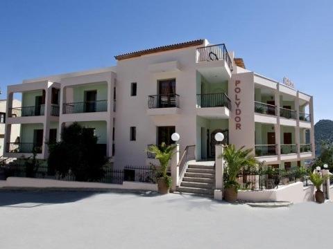 Apartmánový dům Polydor