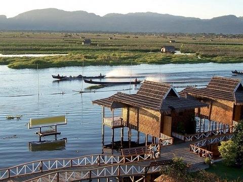 Velký okruh Myanmarem I