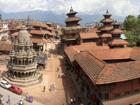 Nepál - Mezi Káthmándú a Pokharou