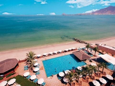 Oceanic Khorfakkan Resort And Spa