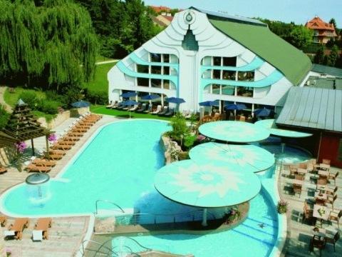 NaturMed Hotel CARBONA - Hévíz