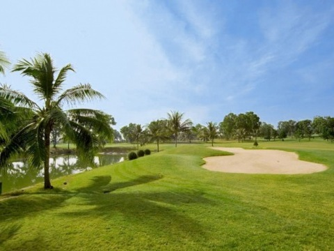 Vietnam - země golfu zaslíbená