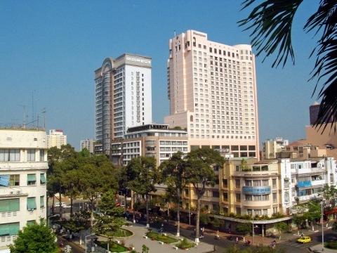Saigon odpočinek u moře