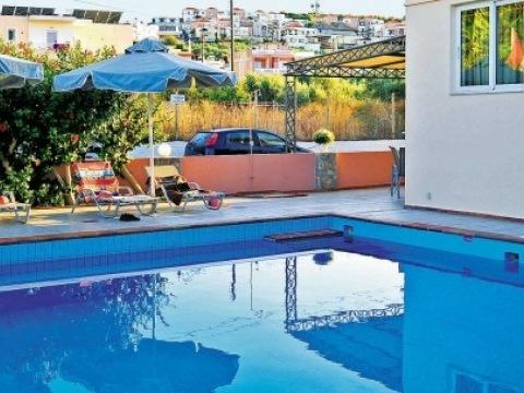 Alexandros Apartmány