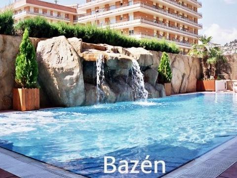Santa Susanna - hotel Summer Sun