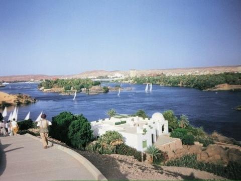Egypt Lodí Po Nilu S Pobytem u Moře 8 Dní