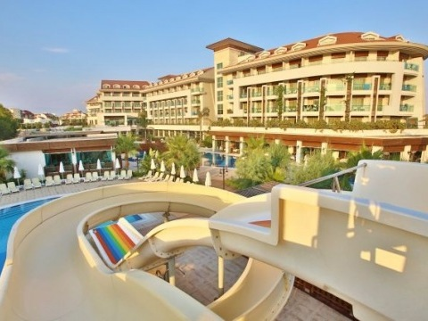 Sunis Evren Beach Resort