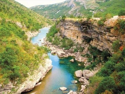 Krásy Černé Hory S Výletem Do Albánie