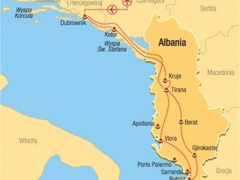 Dovolená v Albánii