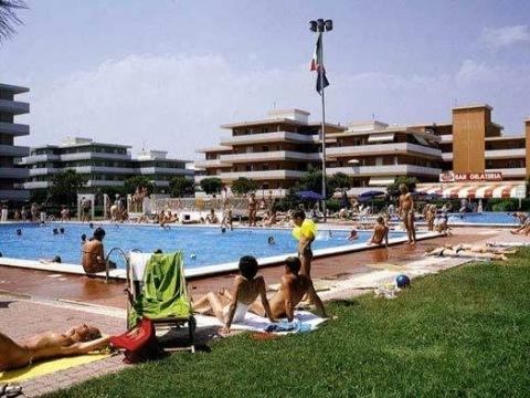 Residence Valbella s bazénem