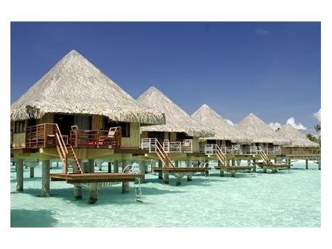 Intercontinental Le Moana Bora Bora Resort