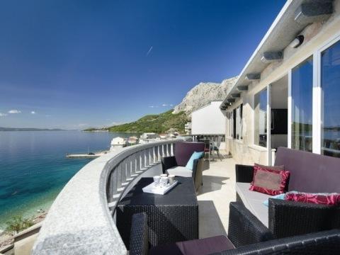 Luxusní apartmány v Drašnici (nabídka pro skupiny)