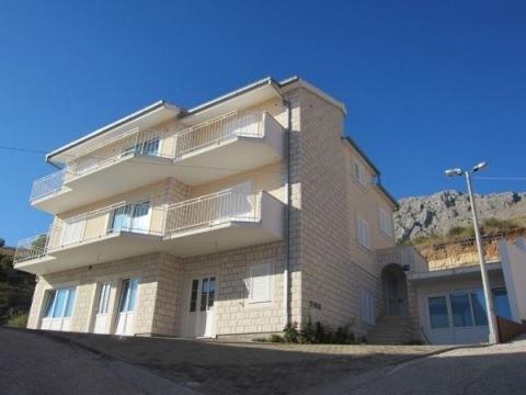 Omiš-Duće - Sadiki vila - apartmány v soukromí