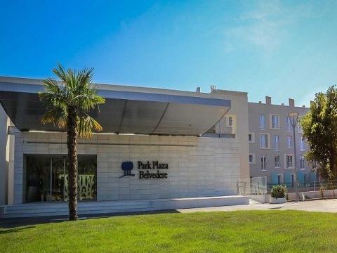 Hotel Park Plaža Belvedere