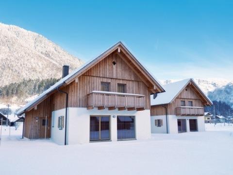 Prázdninová vesnička Obertraun