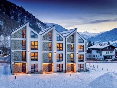 Apartmánový komplex Das Bergparadies