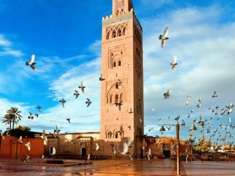 Okruh Královskými Městy Maroka - Akce Senior 50+