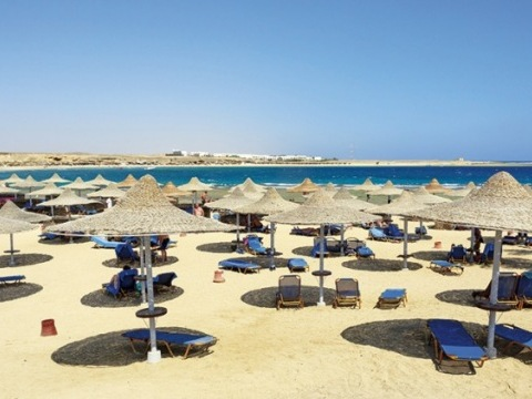 El Malikia Abu Dabab Beach Resort