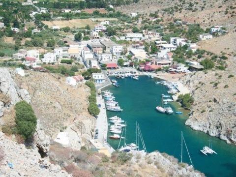 Kombinovaný zájezd Kalymnos jaro