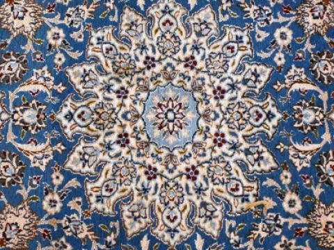 Barvy perských koberců