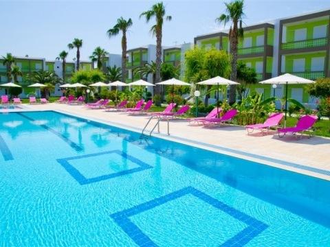 Aparthotel Giakalis Natura Resort