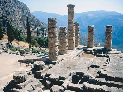 Řecko - velký okruh