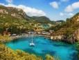 Okruh Řeckem, JÓNSKÉ Ostrovy