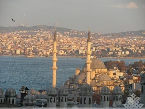 Víkend v Istanbulu - hotely 4