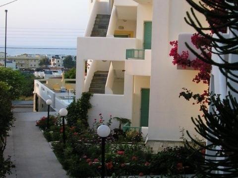 Aglaia Studio & Apartment