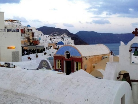 Santorini - Ios - Folegandros