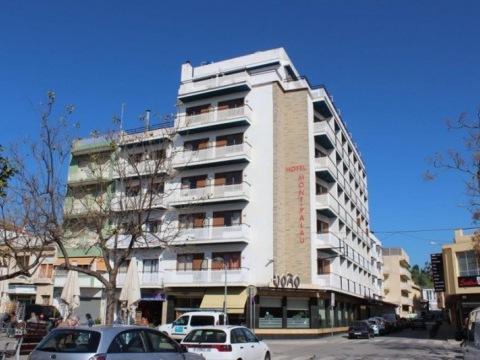 Pineda de Mar - hotel Checkin Montpalau