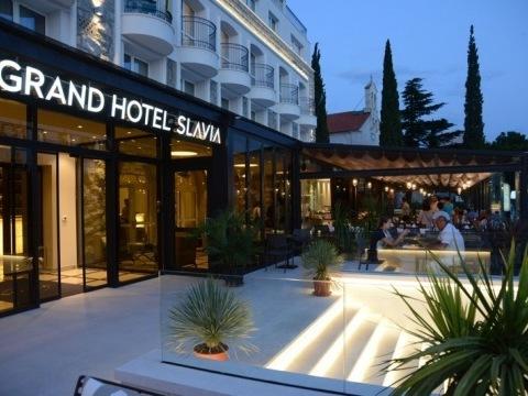 Baška Voda - Slavia Grand Hotel
