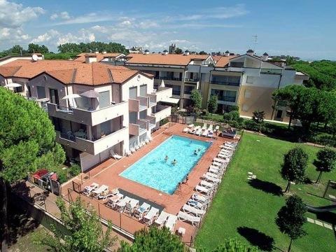 Residence Bosco Canoro West - Bibione Lido Del Sole