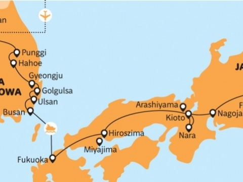 Jižní Korea a Japonsko - jin a jang