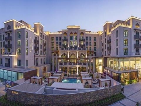 Vida Downtown Hotel