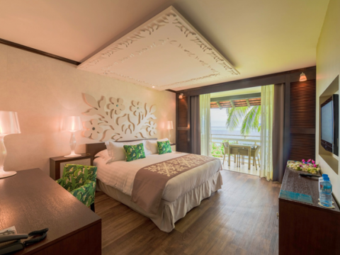 Bora Bora - Tahiti-Bora Bora Pearl Beach Resort, Bora Bora