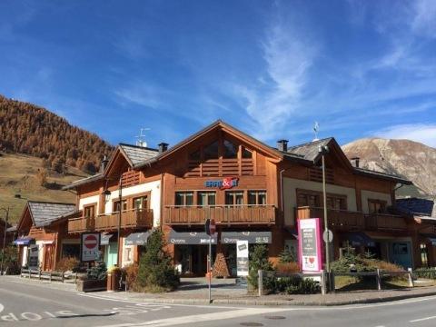 Apartmány Isola - Livigno