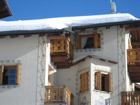 Casa sul Fiume - Livigno