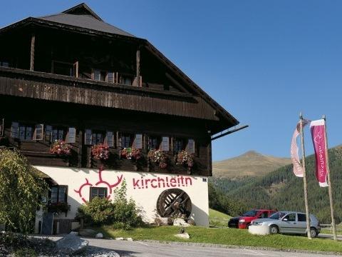 Prázdninová vesnička Kirchleitn Grosswild