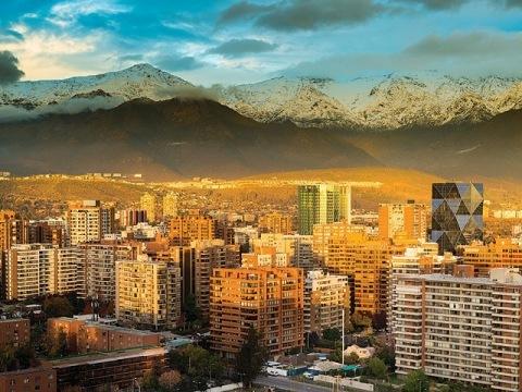 Argentina - Uruguay - Chile