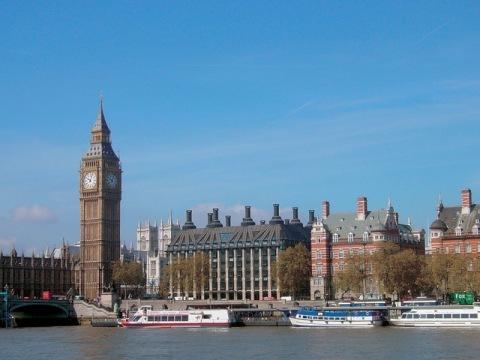 Jižní Anglie a Londýn