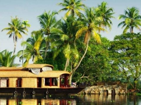 Tamil Nadu a Kerala - něco pro duši, něco pro tělo