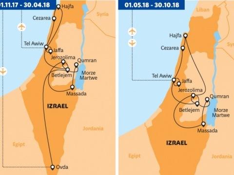 Víkend v Izraeli - Shalom Israel