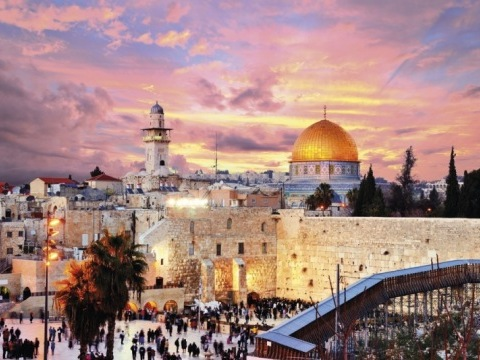 To Nejlepší Z Jordánska a Izraele