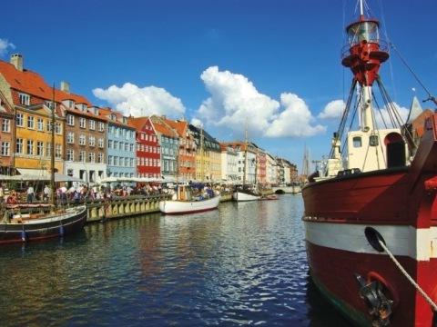 Kodaň - Dánská Metropole