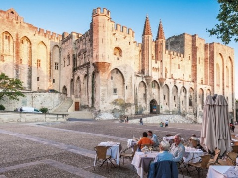 Krásy Jižní Francie