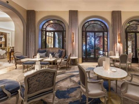Lancaster hotel Paris