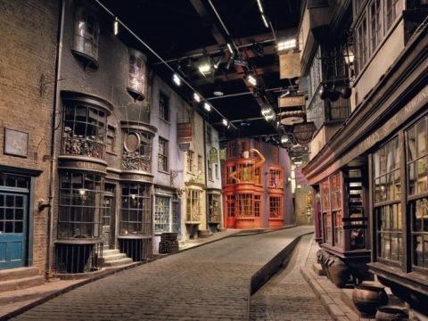 Londýn Plný Kouzel Harryho Pottera - Autokarem
